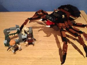 Lord of the Rings Lego set complete