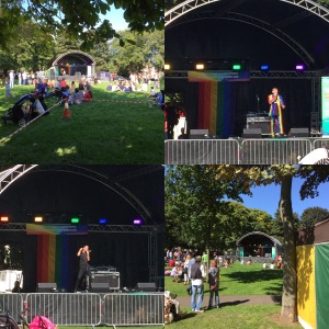 Pride in the Park Darlington